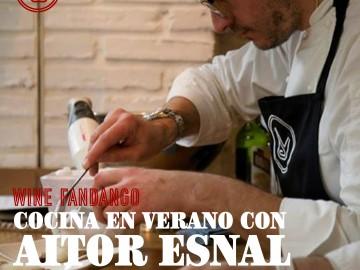 Cocina en verano con Aitor Esnal – Sopa fría de tomate riojano (Onda Cero, 1-8-18)