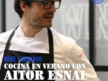 Cocina en verano con Aitor Esnal – Anchoa del Cantábrico marinada (Onda Cero, 8-8-18)