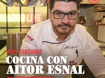 Cocina con Aitor Esnal – Entrevista (Onda Cero, 15-05-19)