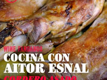 Cocina con Aitor Esnal – Cordero asado de Navidad (Onda Cero, 12-12-19)