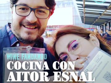 Cocina con Aitor Esnal – Feria HIP 2020 (Onda Cero, 26-02-20)