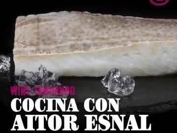 Cocina con Aitor Esnal – Poke de Bacalao (Onda Cero, 04-03-20)