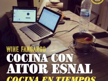Cocina con Aitor Esnal – Cocina en tiempos de confinamiento (Onda Cero, 18-03-20)