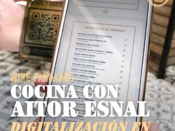Cocina con Aitor Esnal – Digitalización (Onda Cero, 24-06-20)